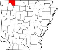 Carroll County Arkansas
