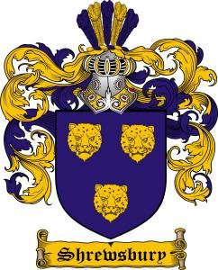 Shrewsbury Crest