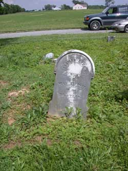 Thomas-Deakin-gravestone